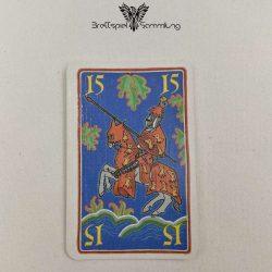 Rheinländer Spielkarte 15