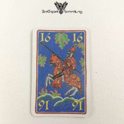 Rheinländer Spielkarte 16