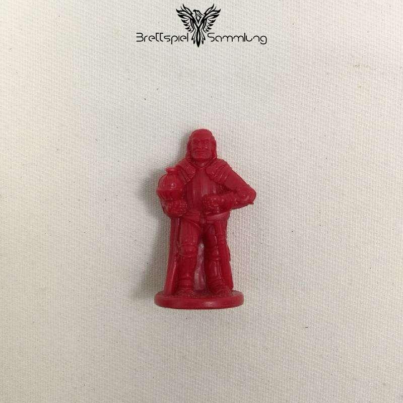 Rheinländer Herzogfigur Rot