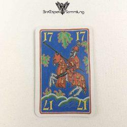 Rheinländer Spielkarte 17