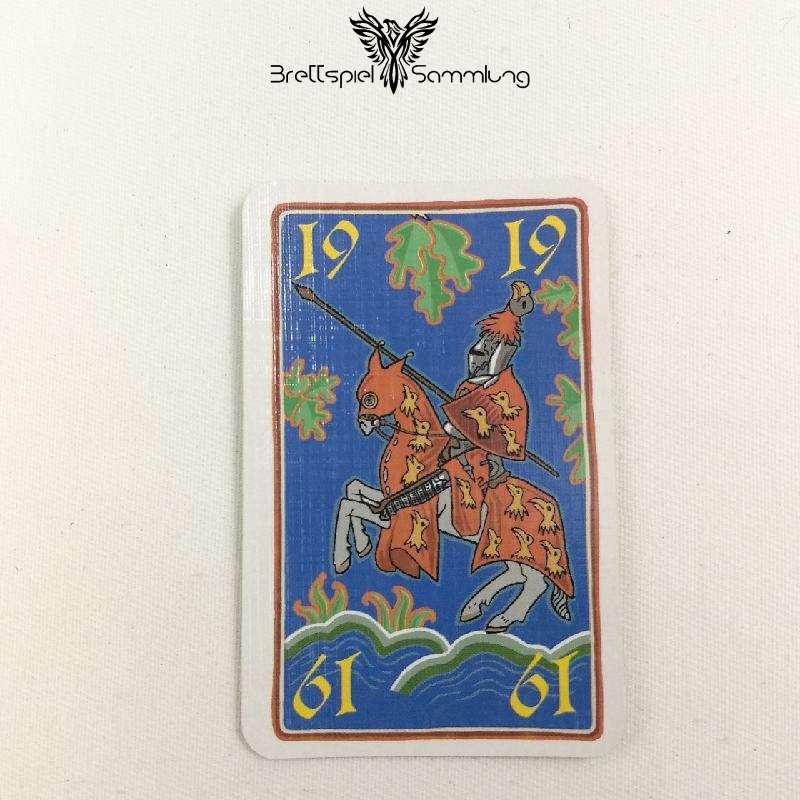 Rheinländer Spielkarte 19