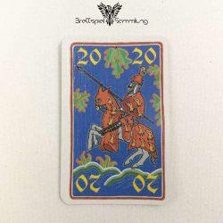 Rheinländer Spielkarte 20