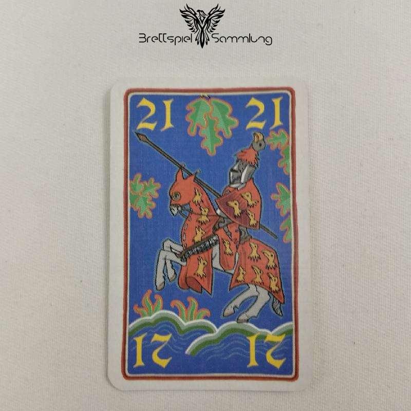 Rheinländer Spielkarte 21