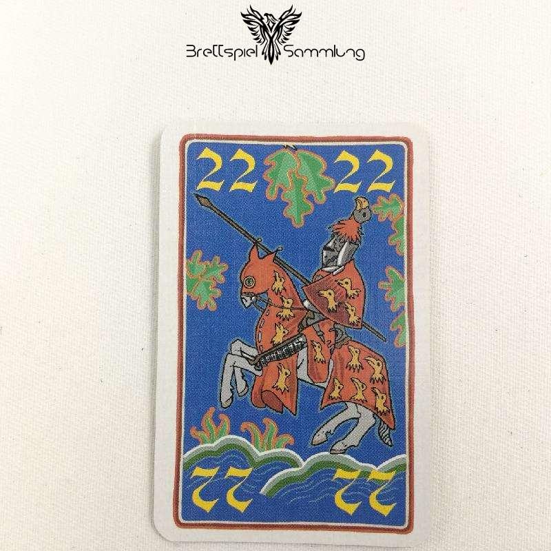 Rheinländer Spielkarte 22