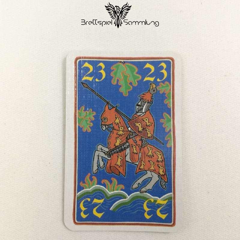 Rheinländer Spielkarte 23
