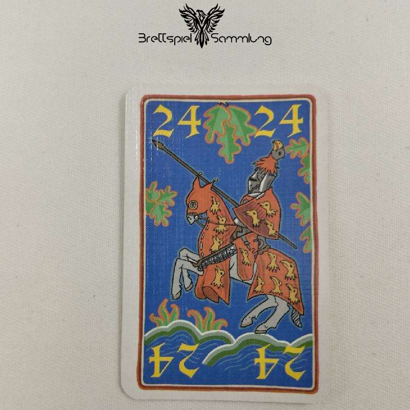 Rheinländer Spielkarte 24