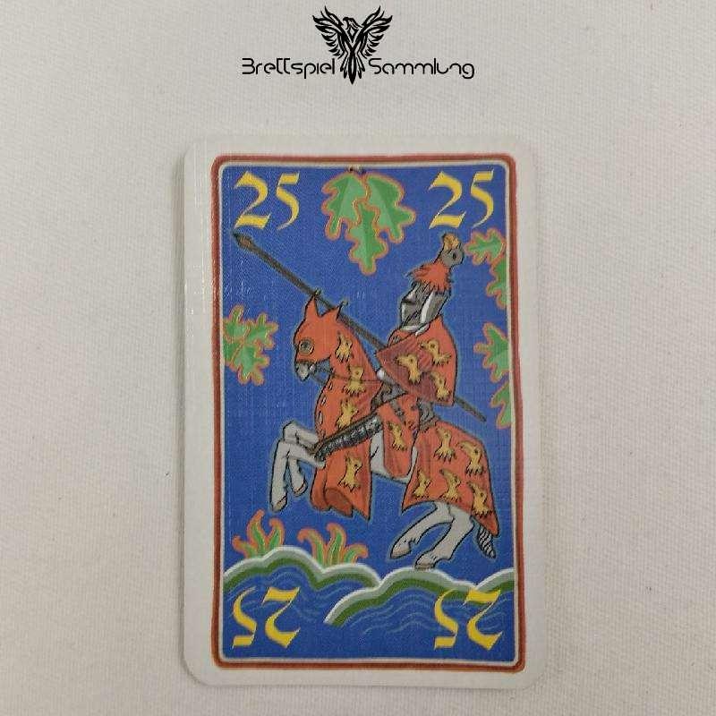 Rheinländer Spielkarte 25