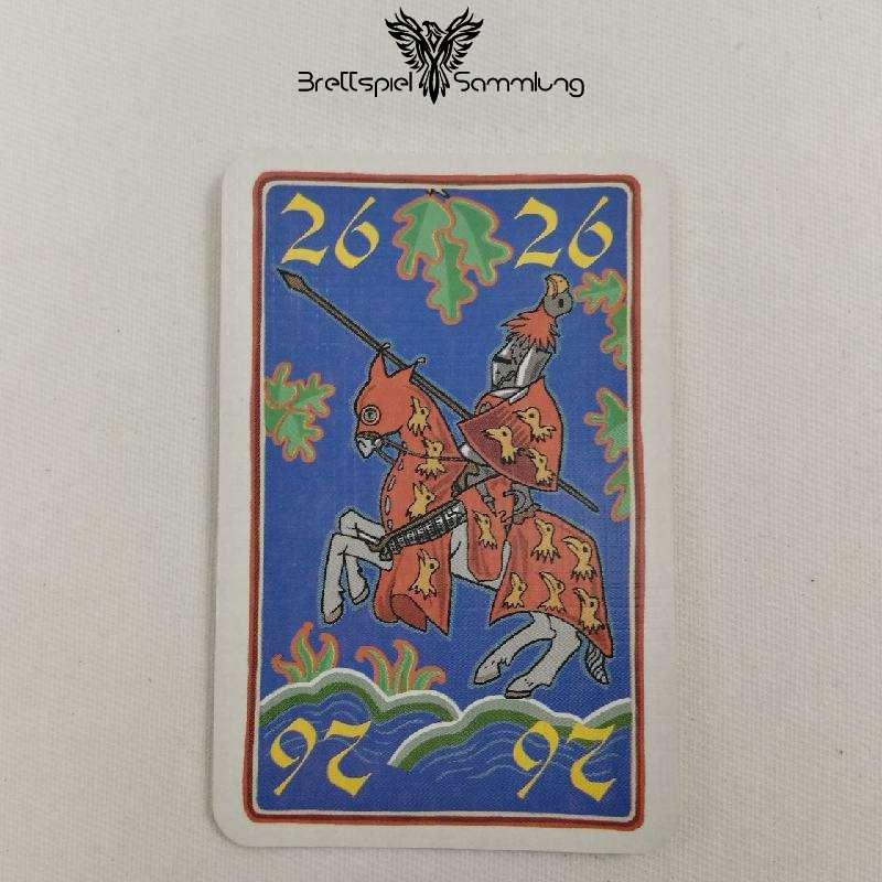 Rheinländer Spielkarte 26