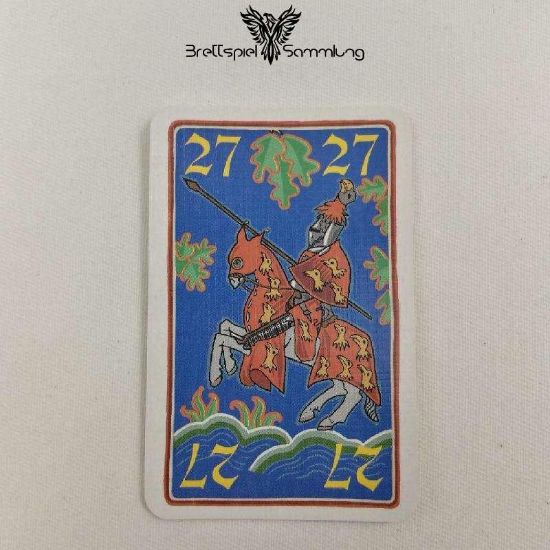 Rheinländer Spielkarte 27