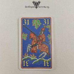 Rheinländer Spielkarte 31