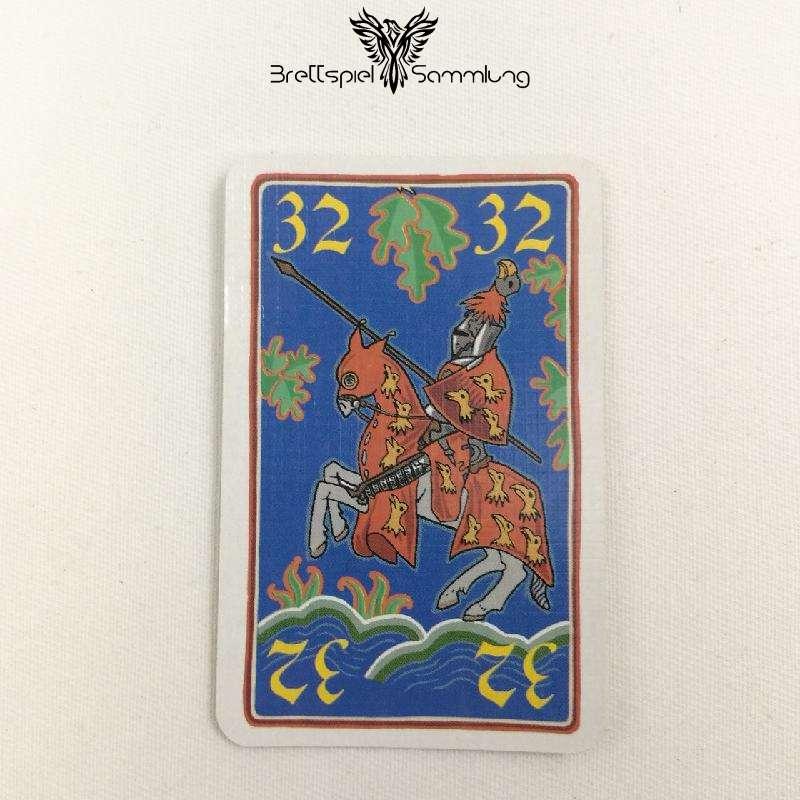 Rheinländer Spielkarte 32
