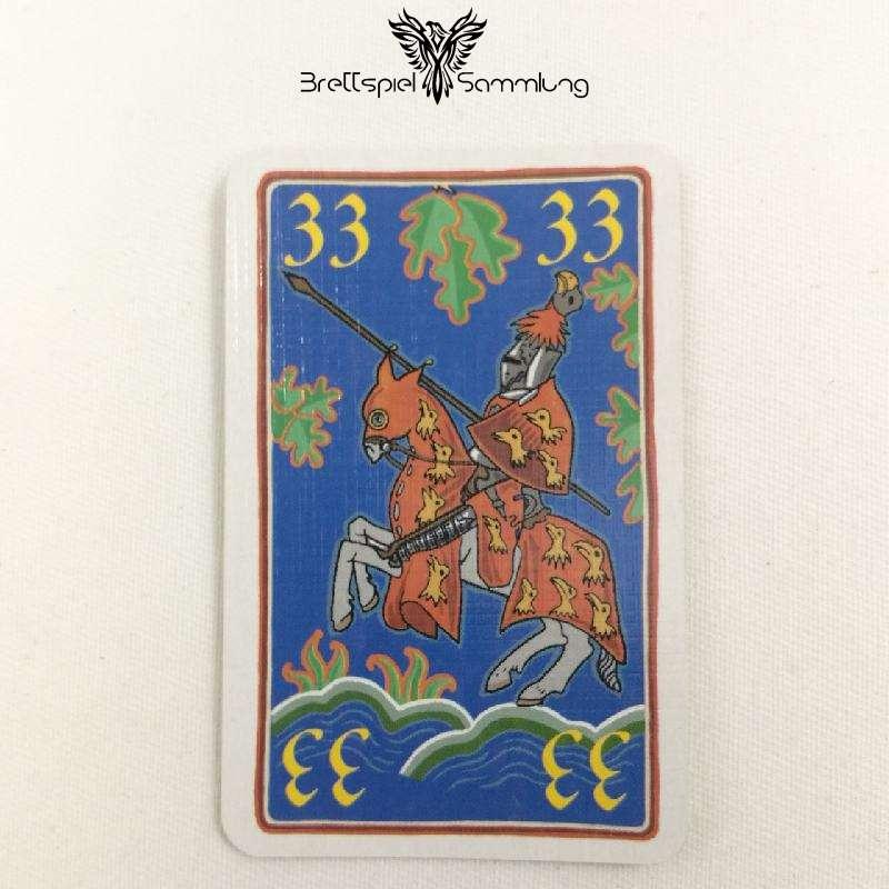 Rheinländer Spielkarte 33