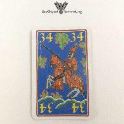 Rheinländer Spielkarte 34