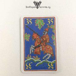 Rheinländer Spielkarte 35