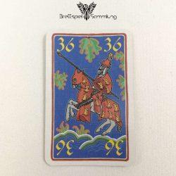 Rheinländer Spielkarte 36