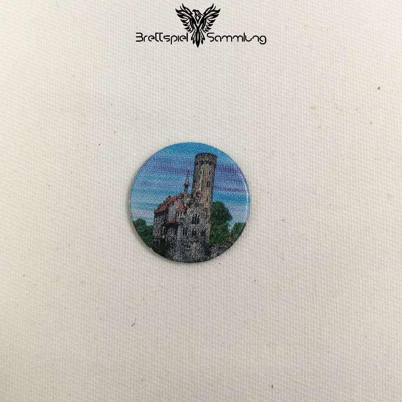 Rheinländer Reichsgutplättchen Burg