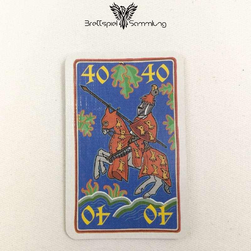 Rheinländer Spielkarte 40