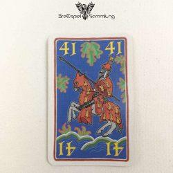 Rheinländer Spielkarte 41