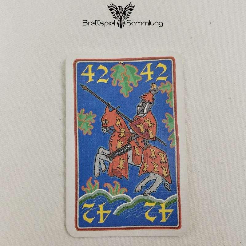 Rheinländer Spielkarte 42
