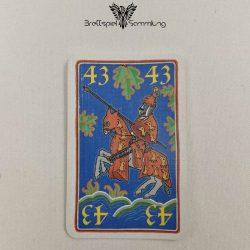 Rheinländer Spielkarte 43