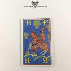 Rheinländer Spielkarte 45