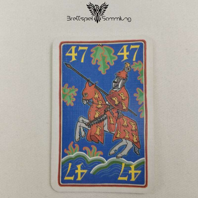 Rheinländer Spielkarte 47