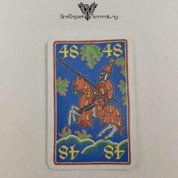 Rheinländer Spielkarte 48