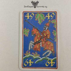 Rheinländer Spielkarte 49