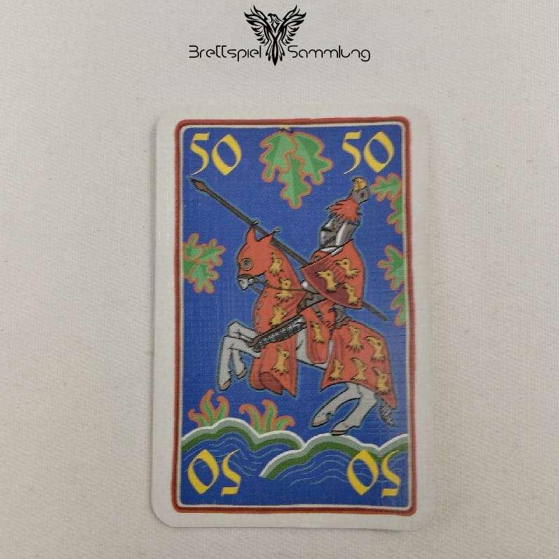 Rheinländer Spielkarte 50