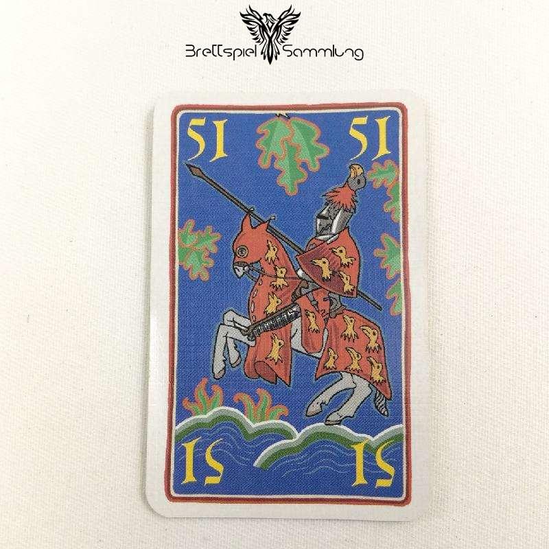 Rheinländer Spielkarte 51