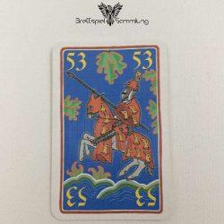 Rheinländer Spielkarte 53