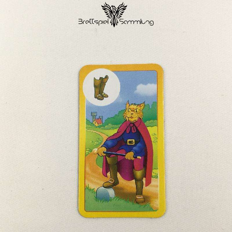 Sagaland Fragekarte Stiefel