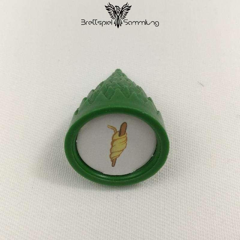Sagaland Baum Motiv Spindel