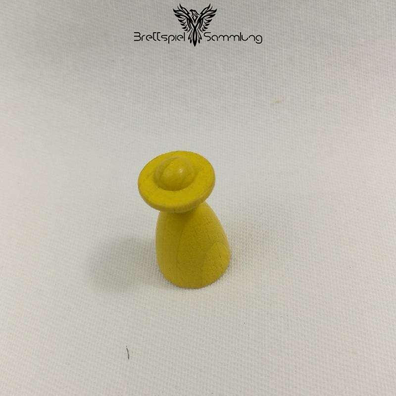Sagaland Spielfigur Gelb