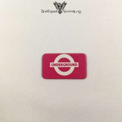 Scotland Yard Ticket Underground