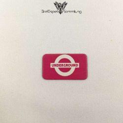 Scotland Yard Ticket Underground
