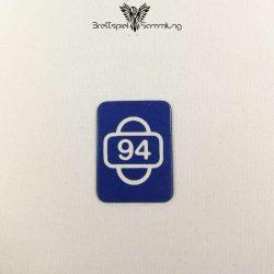 Scotland Yard Startkarte 94