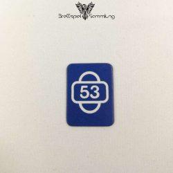 Scotland Yard Startkarte 53