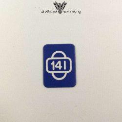 Scotland Yard Startkarte 141