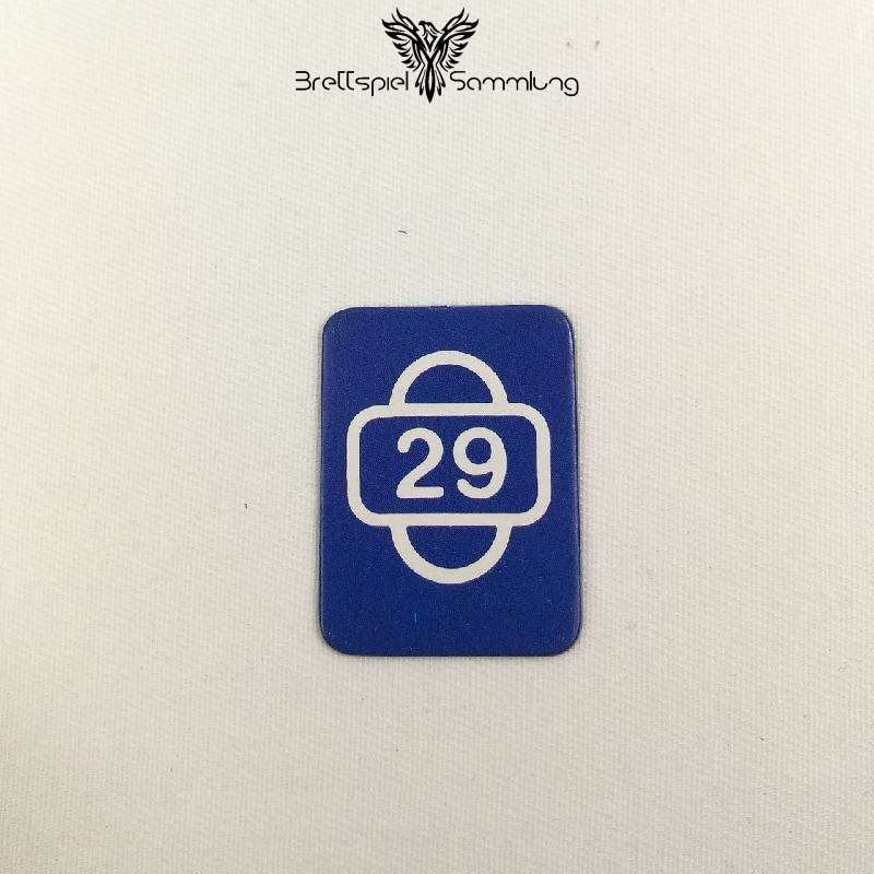 Scotland Yard Startkarte 29