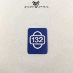 Scotland Yard Startkarte 132