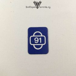 Scotland Yard Startkarte 91
