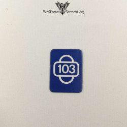 Scotland Yard Startkarte 103