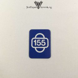 Scotland Yard Startkarte 155