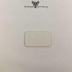 Scotland Yard Startkarte Weiß Mister X