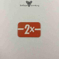 Scotland Yard Doppelzugkarte