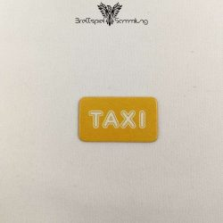 Scotland Yard Ticket Taxi
