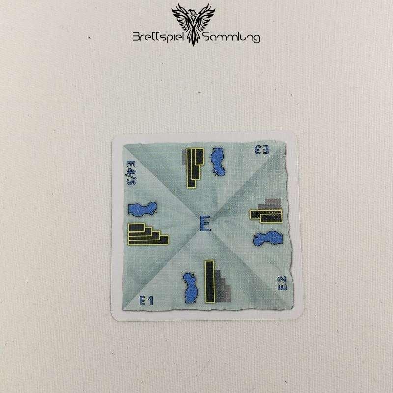 Skyliners Planungskarte Blau E