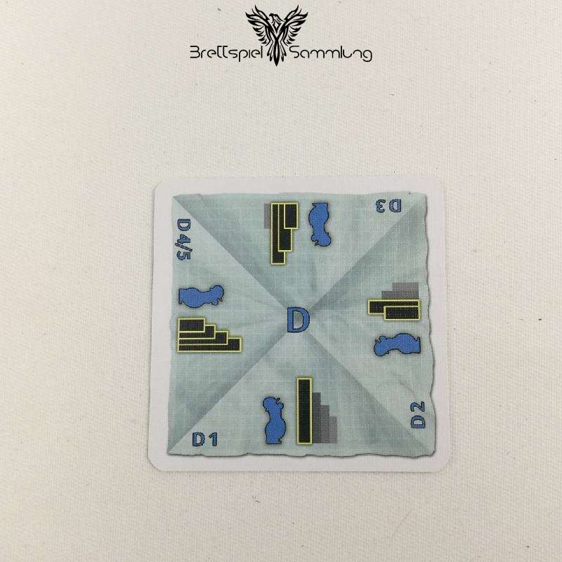 Skyliners Planungskarte Blau D