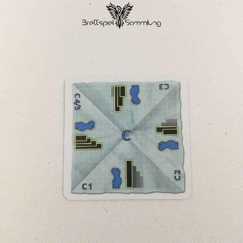 Skyliners Planungskarte Blau C